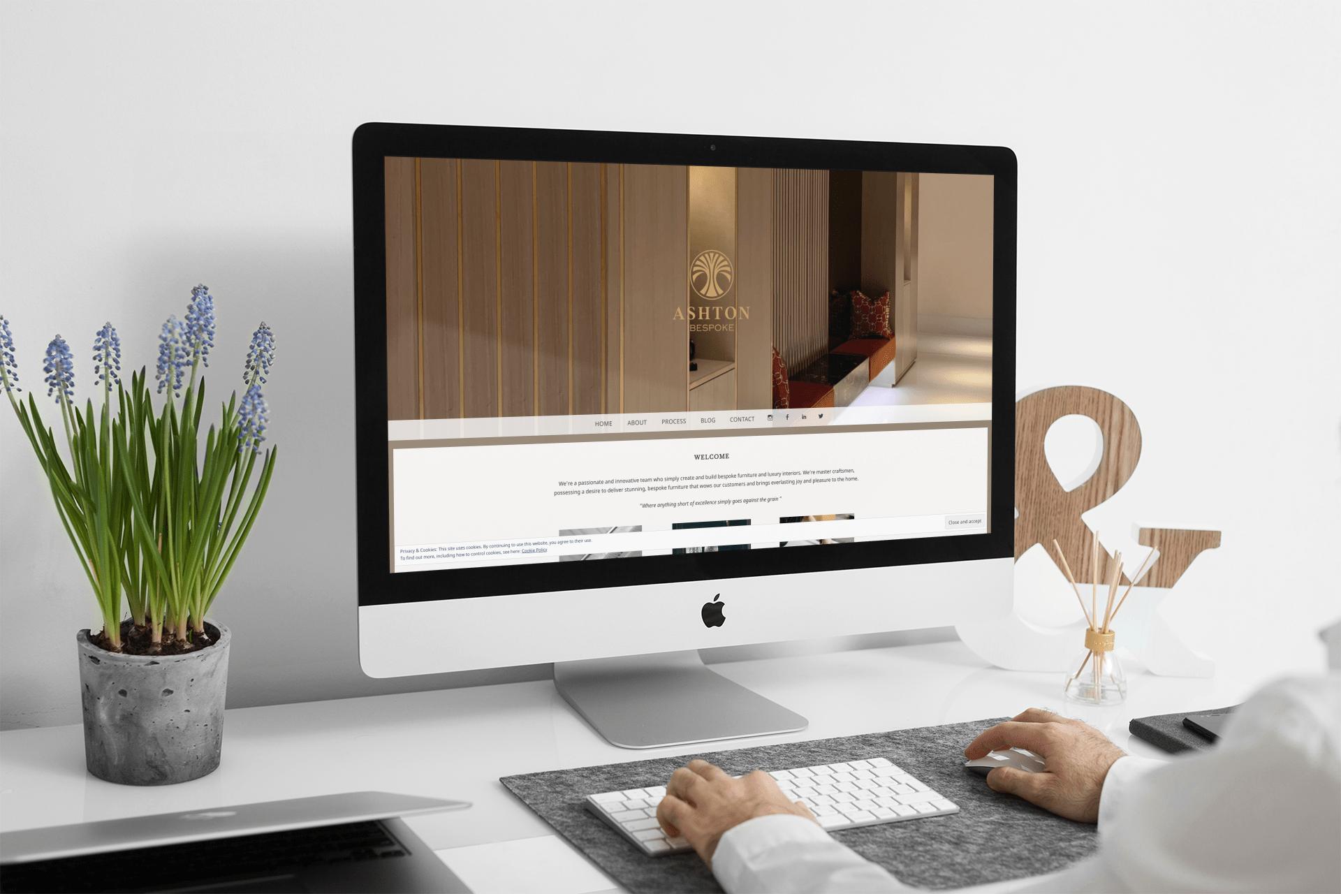 moyralla marketing website design